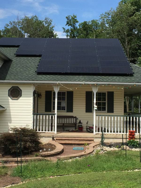Residential Projects - Superior Solar Design